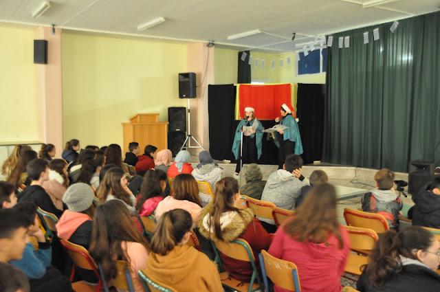 """""""Οι κίτρινες γαλοπούλες της Κενούπολης"""" από το ΕΠΑ.Λ Κρανιδίου μάγεψαν τους μαθητές του Άργους"""