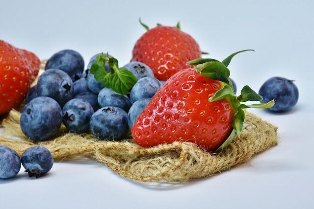 Produção de pequenas frutas