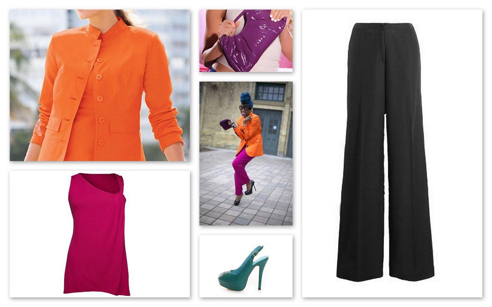 43a1df203c7 Jacket  Jessica London Blazer With Mandarin Collar in Dark Orange ( 49.99 -   54.99