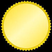 金メダルのイラスト1