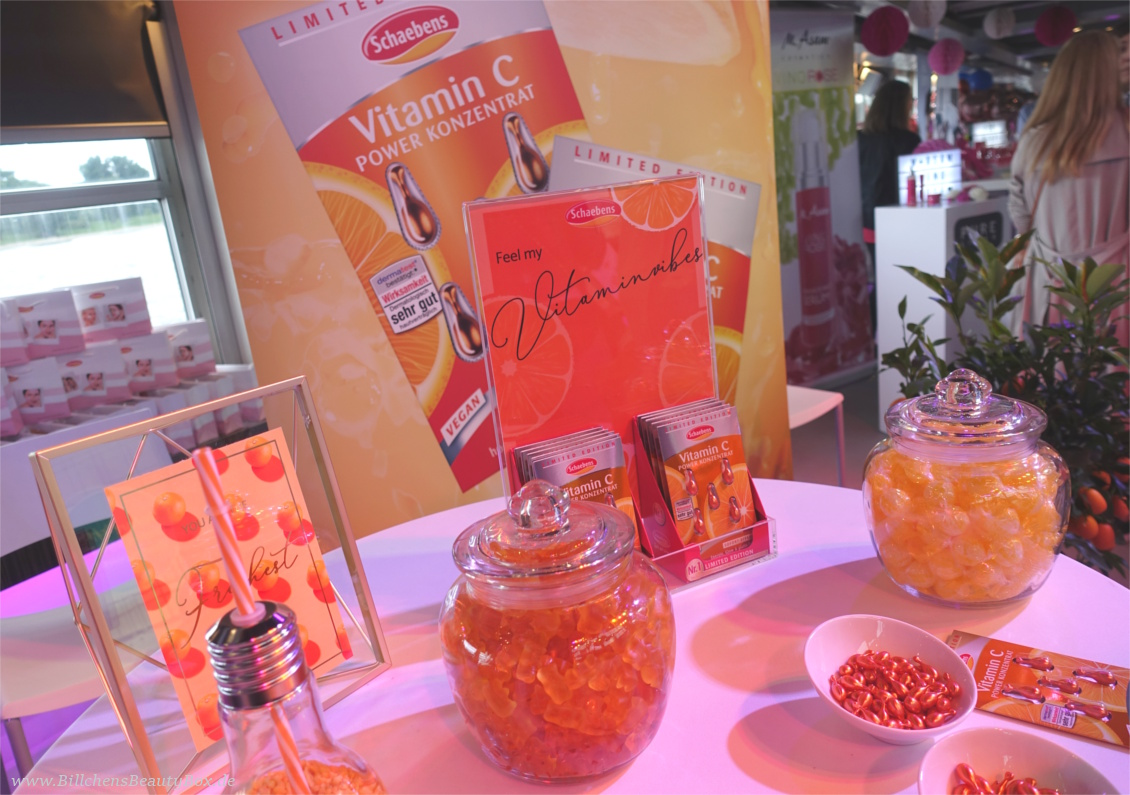 beautypress Bloggerevent 'Leinen los' - Schaebens