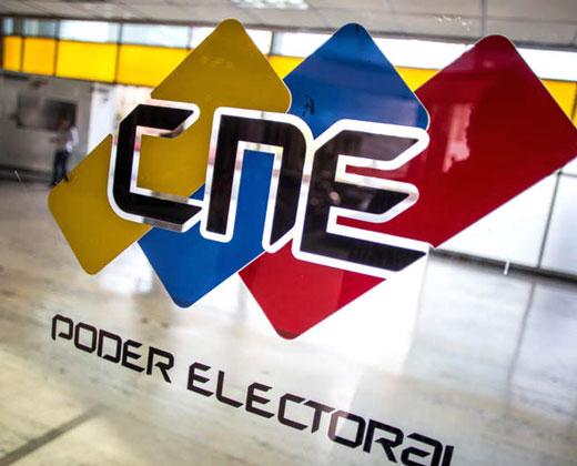 """CNE suspende recolección del 20% de firmas para el RR hasta """"nueva orden"""""""