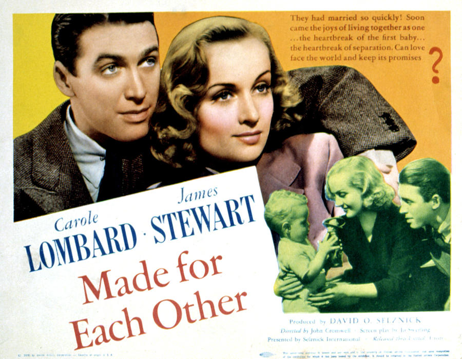 Made For Each Other: The Hitless Wonder Movie Blog: MADE FOR EACH OTHER