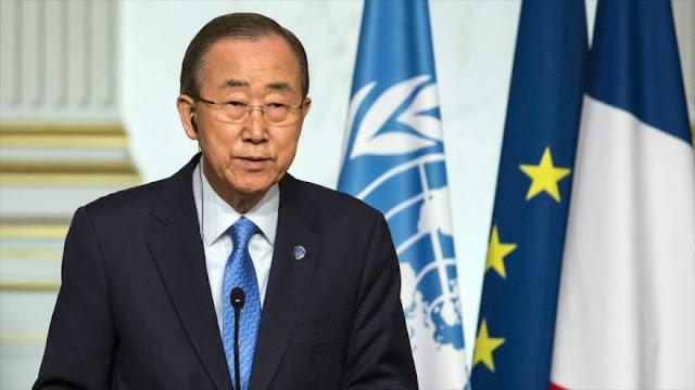 Ban espera que Londres y la Unión Europea sigan siendo socios de ONU tras brexit