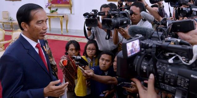 Jokowi Ajak 24 Profesor Indonesia di AS untuk Bangun Papua