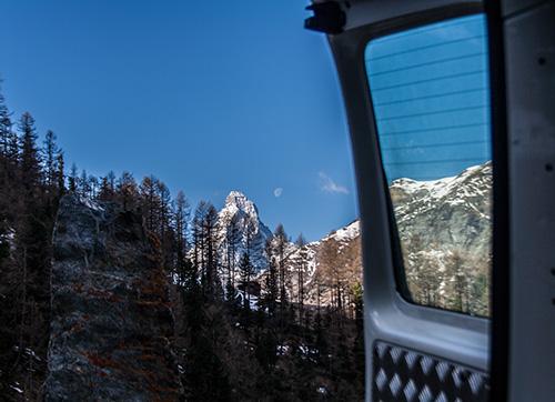 Panorama Campervan Matterhorn