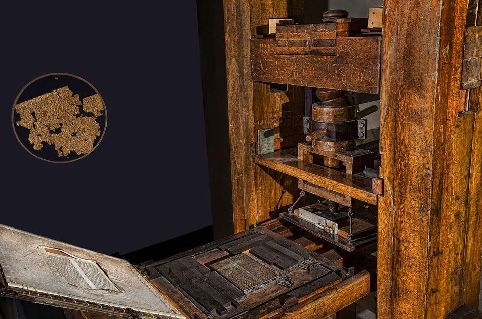 imprimerie Gutenberg lyon