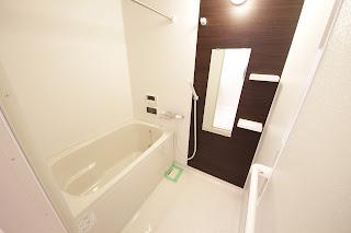 徳島市 徳島大学 蔵本 徳島大学病院 パークレジデンス 賃貸 浴室