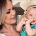 Eliana mostra o sorriso da filha no Instagram e recebe carinho dos fãs
