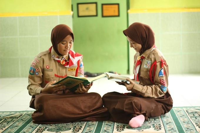 Tips Hijab anti letoy meski tertiup angin