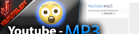 Youtube-MP3 Regresa en una copia exacta