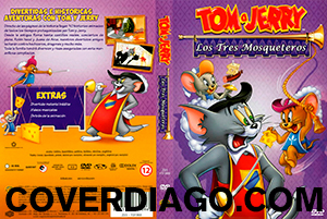 Tom & Jerry Once Upon a Tomcat - Los Tres Mosqueteros