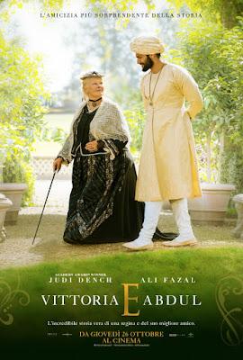 Vittoria E Abdul Frears