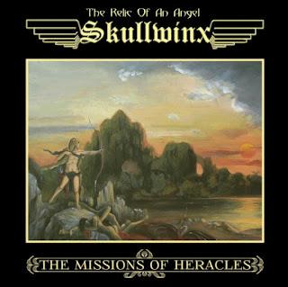 """Ακούστε τον δίσκο των Skullwinx """"The Missions of Heracles"""""""