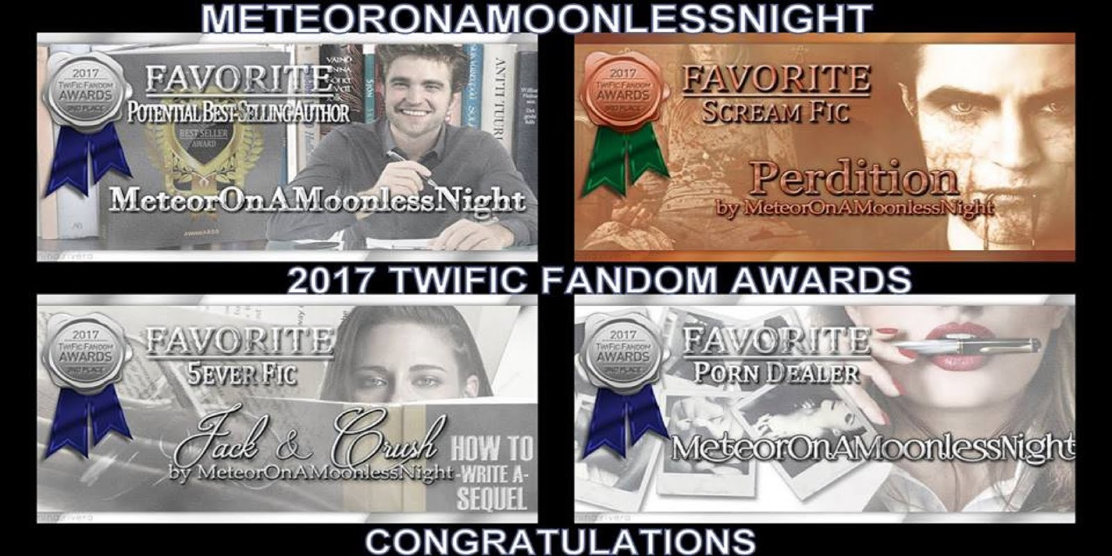 2017 TwiFicFandomAwards