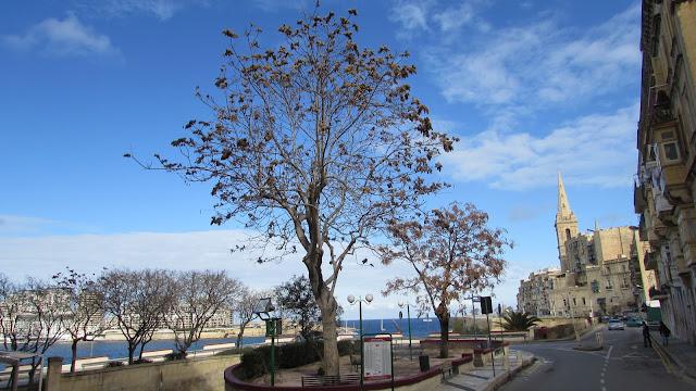 park w Valetta