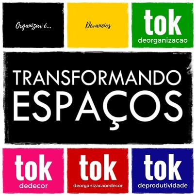 Frases Organizadas Transformando Espaços Transformando Espaços