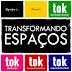 Frases Organizadas Transformando Espaços