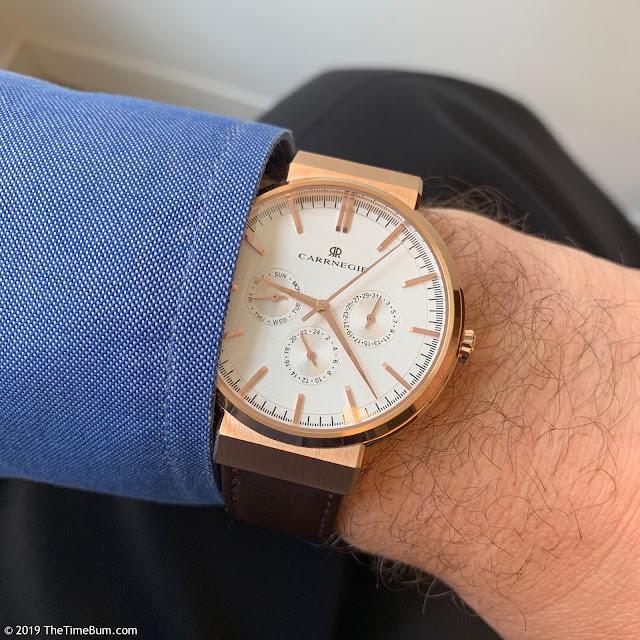 Carrnegie Classic wrist