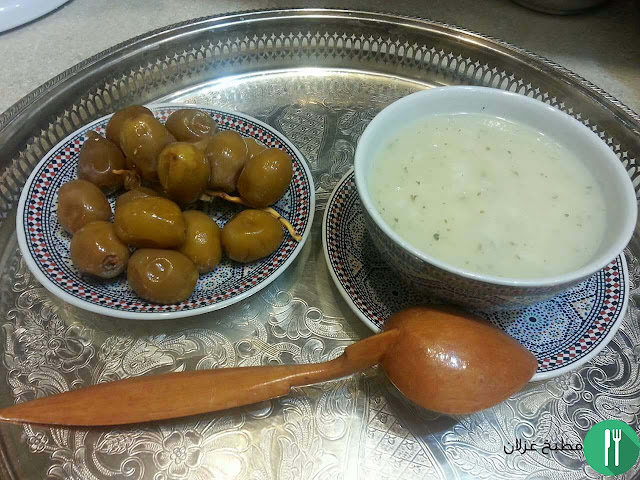 مطبخ غزلان طريقة تحضير شربة البطاطس