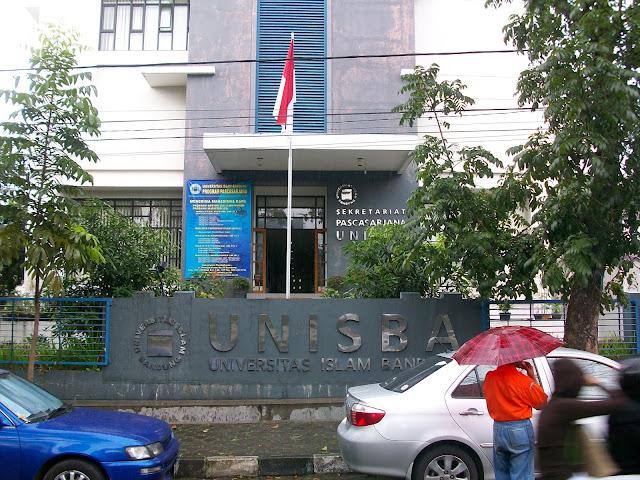 Biaya Kuliah Universitas Islam Bandung Tahun 2019-2020