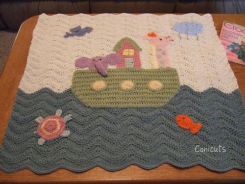 örgü-bebek-battaniyesi