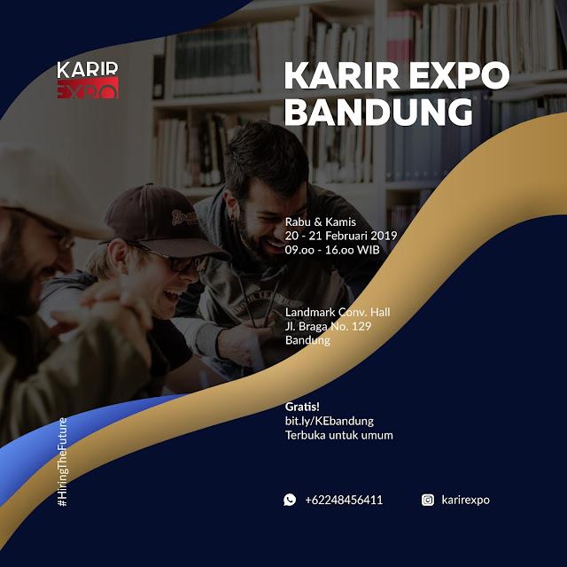 Job Fair Bandung Terbaru 2019