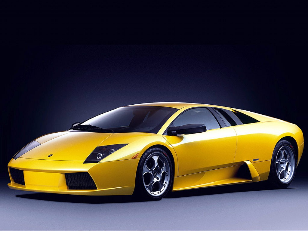 World Of Cars Lamborghini Murcielago Wallpaper 3