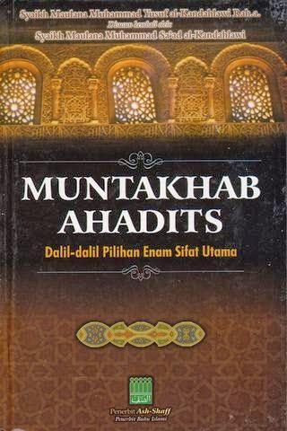 Jual kitab MUNTAKHAB AHADITS