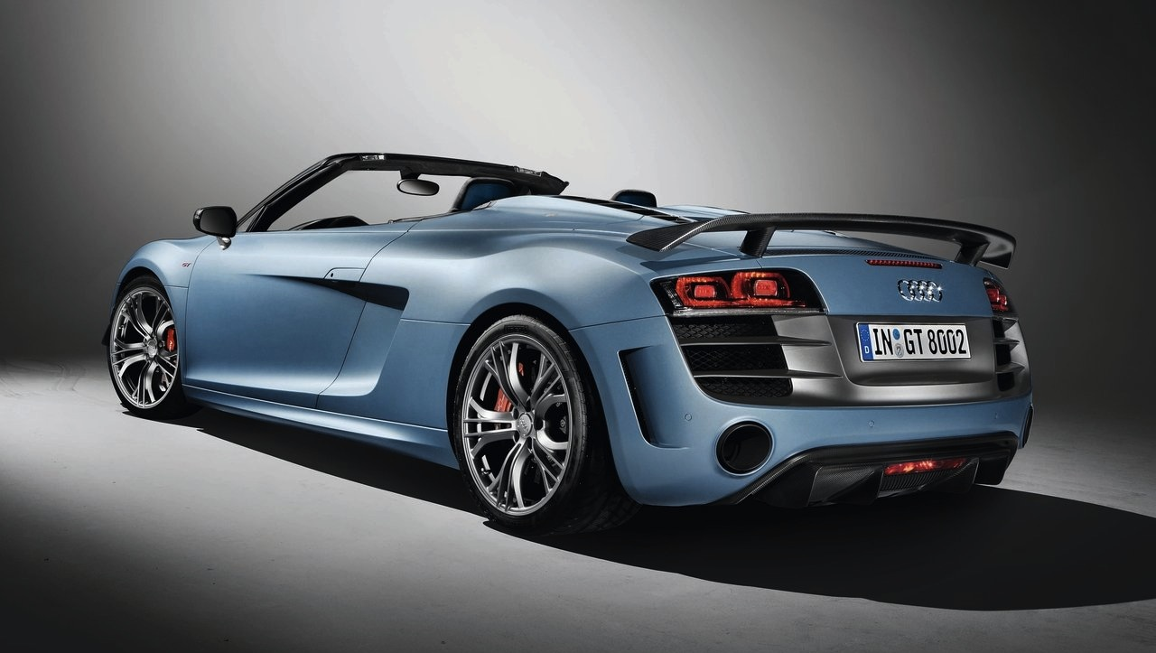 Audi R8 GT Spyder US Price