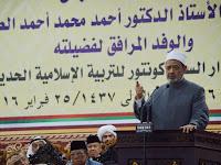 Ulama: Jangan Hubungkan Islam dan Terorisme