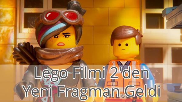 Lego Filmi 2 Türkçe Fragman İzle