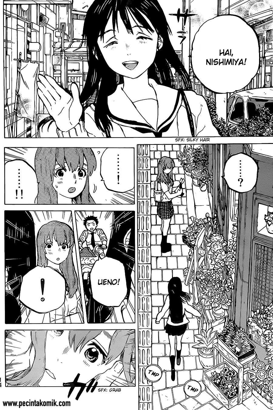 Koe no Katachi Chapter 21-6