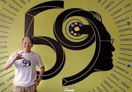Kisah Sukses Marius Widyarto - C59
