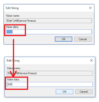 Cara Mempercepat Proses Shutdown Pada Windows