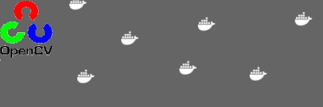 docker opencv app