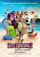 pelicula Hotel Transilvania 3: Unas vacaciones monstruosas