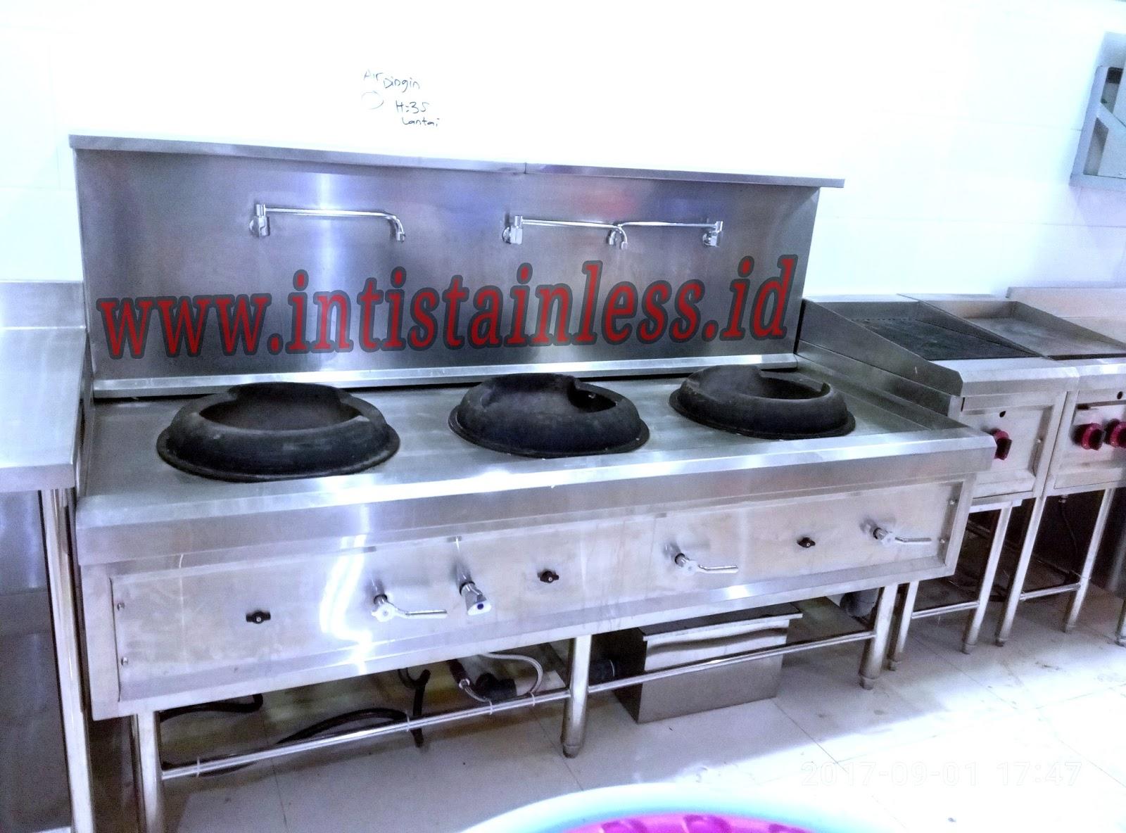 Kwali Range Kompor High Pressure Medium 1 Tungku 2 3 Gas Work Chinese Food