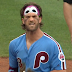 Bryce Harper rocks Philly Phanatic headband vs Dodgers