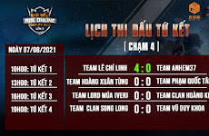 Team Lê Chí Linh - Thẳng tiến vào vòng bán kết giải đấu EgoPlay 33 cung Tuyển