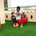 Chilling moment fan warned Dbanj about the swimming pool that eventually drowned his son