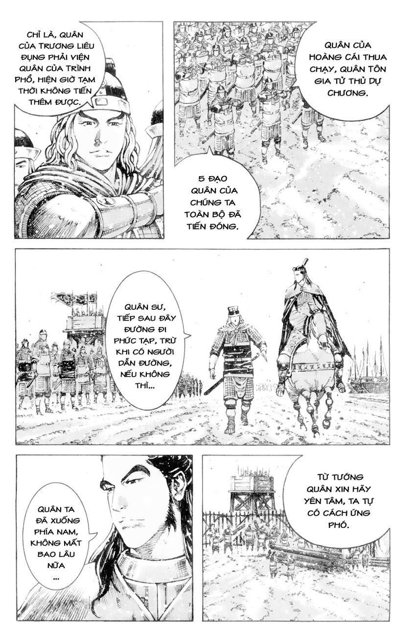 Hỏa phụng liêu nguyên Chương 408: Khổ nhục chi kế [Remake] trang 7