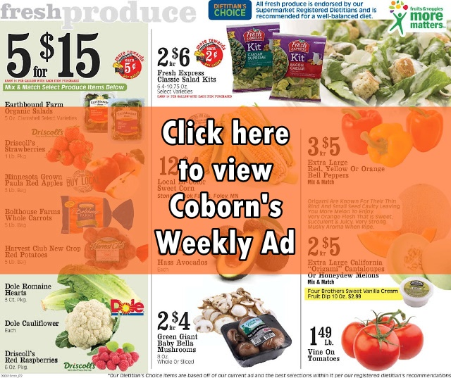 Coborn's Weekly Ad