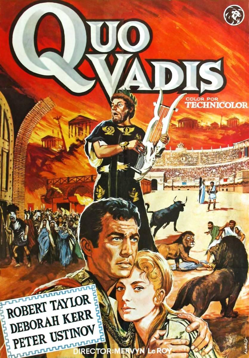 Quo Vadis Film 1951