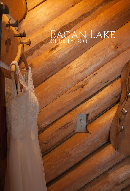 EAGAN LAKE WEDDING - CARIBOO, BC