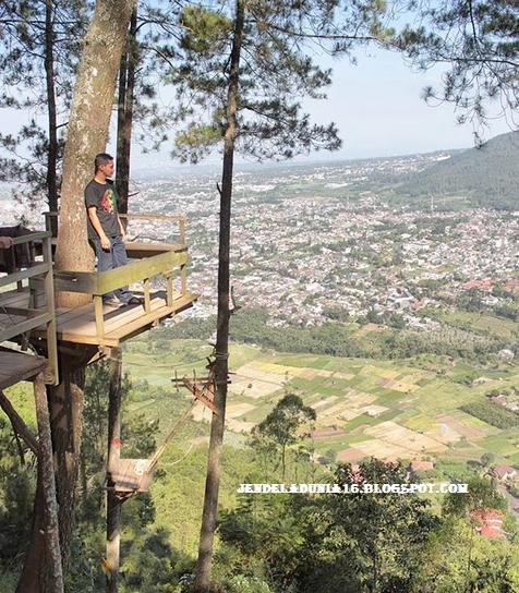 Omah Kayu Batu, Objek Wisata Unik Dan Romantis Di Kota Malang