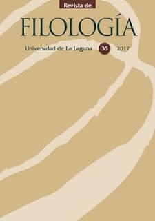 Revista de Filología de la Universidad de La Laguna, 35, 2017