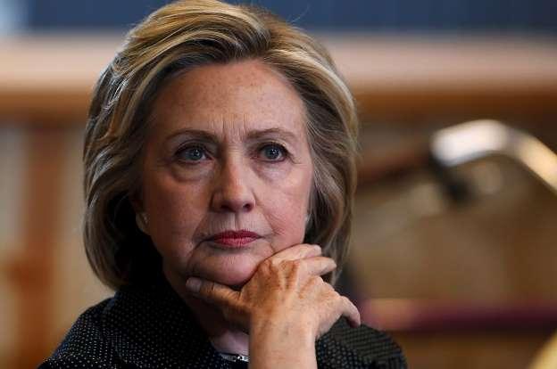 Trump won't pursue case against Clinton, Conway says