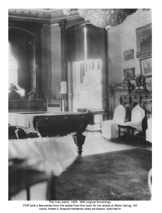 Ivan Lajara Touring Eleanor Roosevelt39s childhood home