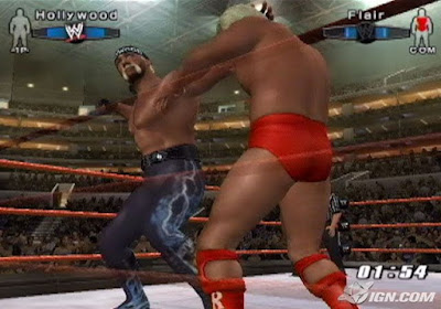 Download WWE Smackdown VS Raw 2006 Game Setup